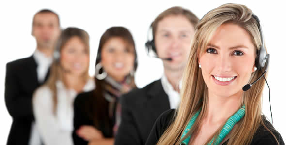 Inbound Services: Call Center and Business-Answering