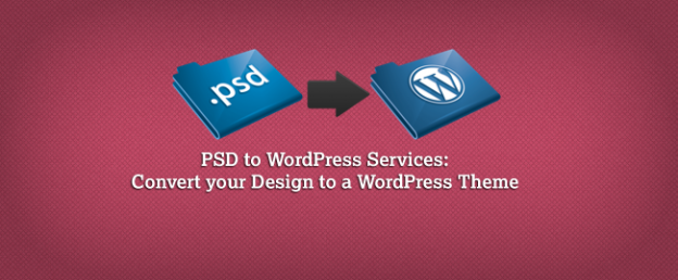 PSD to Wordpress Services