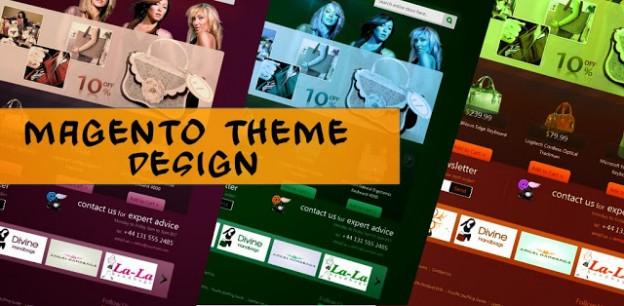Magento Theme Design Services