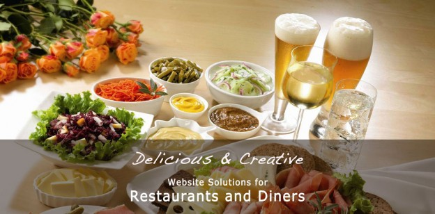 Restaurant Web Design Services