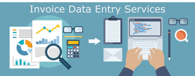 Invoice Data Entry Services