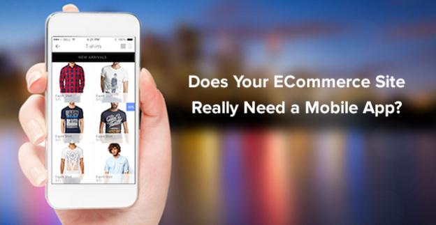 Ecommerce App Need