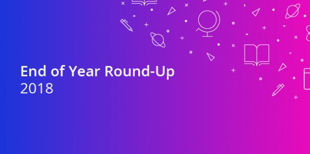 2018 Yearly Round Up
